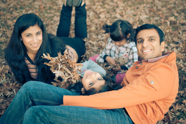 Kalavapudi Family Portrait