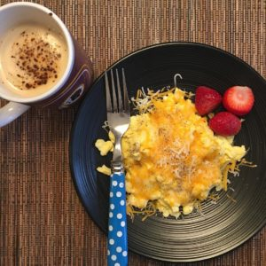 Keto breakfast From the menu plan on my blog 2hellip