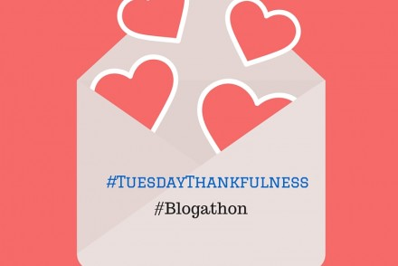 #TuesdayThankfulness Thank you Gratiitude thanks letter munchkin