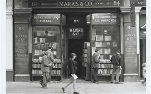 84 charing cross rd - Marks & Co