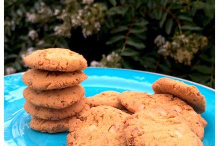 keto almond cookies savory rads